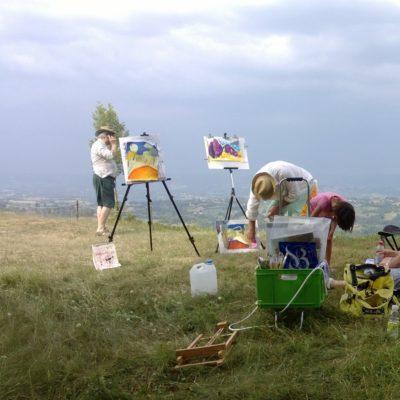 Creatieve vakantie in Frankrijk
